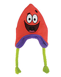 Patrick Laplander Hat - Spongebob Squarepants