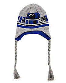 R2D2 Laplander Hat - Star Wars