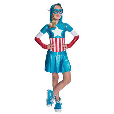 American Dream Hoodie Child Costume