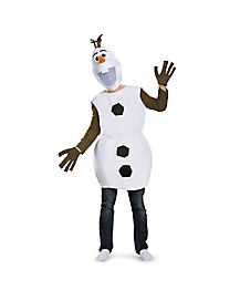 Frozen Olaf Adult Mens Costume