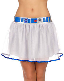R2D2 Star Wars Tutu Skirt