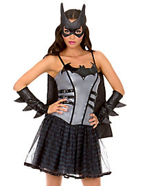 Arkham Batman Caped Corset