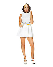 Princess Leia Star Wars Dress