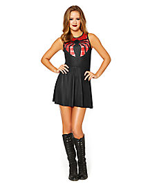 Marvel Spiderman Dress