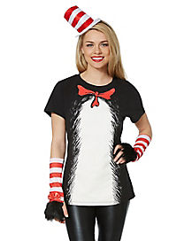 Cat in the Hat T-Shirt - Dr. Seuss