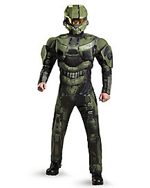 Halo Master Chief Adult Mens Costume