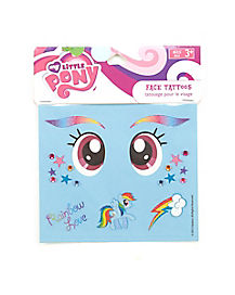 My Little Pony Rainbow Dash Decals