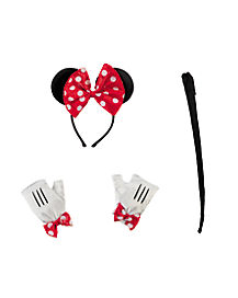 Pink Minnie Mouse Child Kit