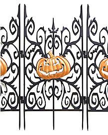 Pumpkin Vine Fence
