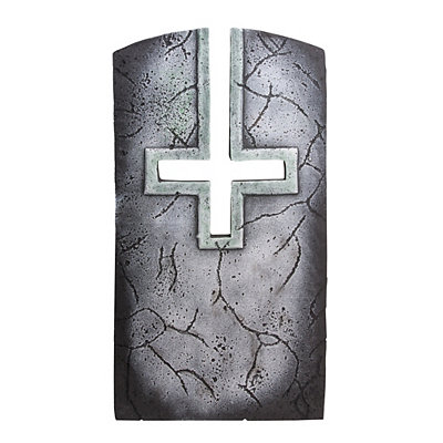 36'' Inverted Cross Tombstone