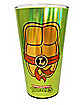 TMNT Shell Pint Glass - 16 oz.