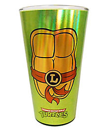 TMNT Shell Pint Glass - Teenage Mutant Ninja Turtles