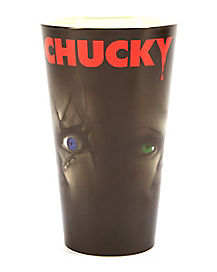 Chucky Pint Glass