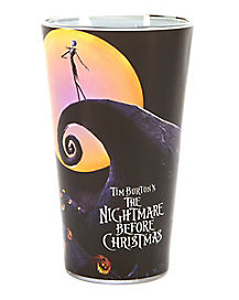 The Nightmare Before Christmas Pint Glass 16 oz