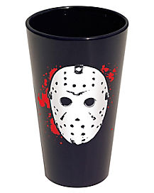 16 oz Jason Mask Pint Glass