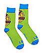 Leonardo Socks - Teenage Mutant Ninja Turtles