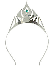 Frozen Elsa Metal Tiara