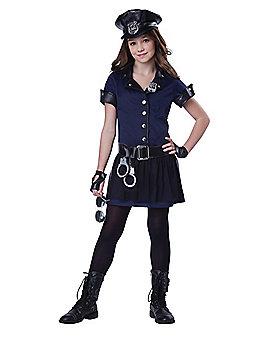Sassy Sergeant Costume