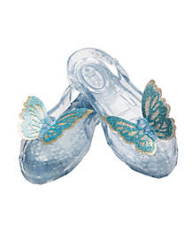 Light Up Cinderella Shoes - Cinderella Movie