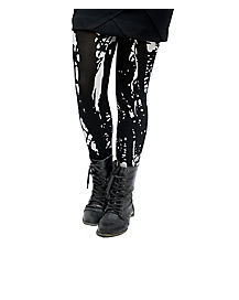 Kids Evie Tights - Descendants