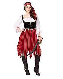 Adult Buccaneer Beauty Pirate Costume