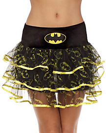 Batgirl Ribbon Tutu Skirt