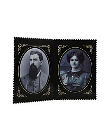 7 Inch Eternally Yours Couple Lenticular Frame - Decorations