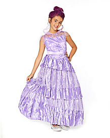 Kids Mal Coronation Costume - Descendants
