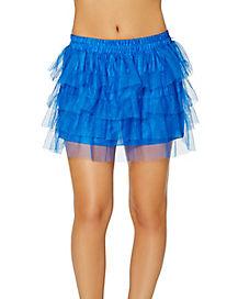Tutu Skirt - Blue