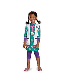 Toddler Pet Vet Costume - Doc McStuffins