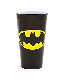 Batman Plastic Cup - DC Comics