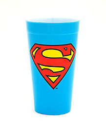 Superman Plastic Cup
