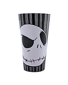 Jack Skellington Plastic Cup - The Nightmare Before Christmas