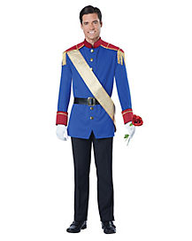Storybook Prince Mens Costume
