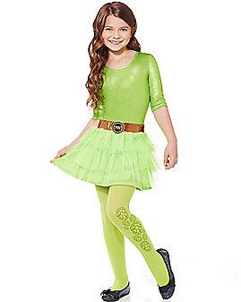 Kids Ruffler Skirt - Teenage Mutant Ninja Turtles