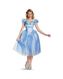 Adult Cinderella Costume - Cinderella Movie
