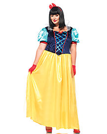 Adult Fairytale Darling Plus Size Costume