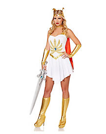 She Ra Adult Womens Costume