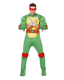 Adult Raphael Costume Deluxe - Teenage Mutant Ninja Turtles