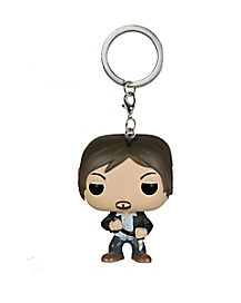Daryl Pop Keychain - The Walking Dead