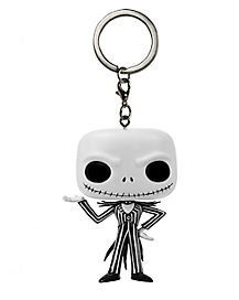 Jack Skellington Pop Keychain - The Nightmare Before Christmas