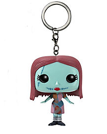 Nightmare Before Christmas Sally Pop Keychain