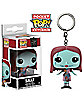 Sally Pop Keychain - The Nightmare Before Christmas
