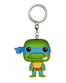 Teenage Mutant Ninja Turtles Leonardo Pop Keychain