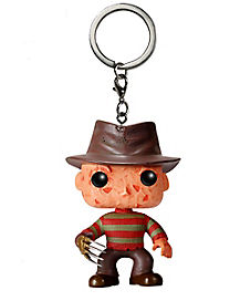 Freddy Kruegar Pop Keychain - Nightmare on Elm Street