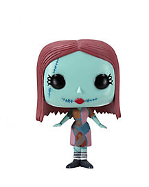 Nightmare Before Christmas Sally Pop Figure
