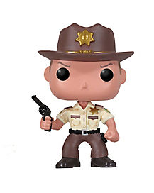 Walking Dead Rick Pop Figure