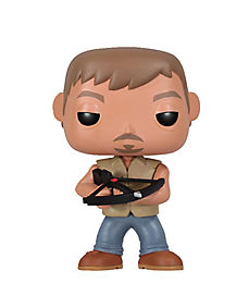 Walking Dead Daryl Pop Figure