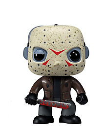 Jason Voorhees Pop Figure - Friday the 13th
