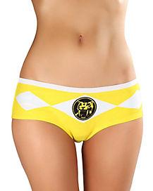 5 Pack Power Rangers Underwear